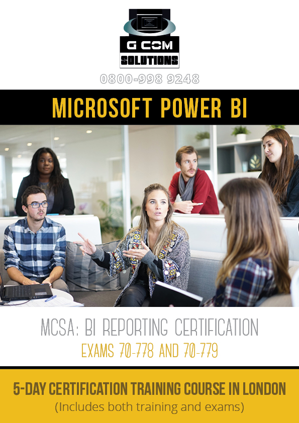 Power BI 70-778 Certification Training Course