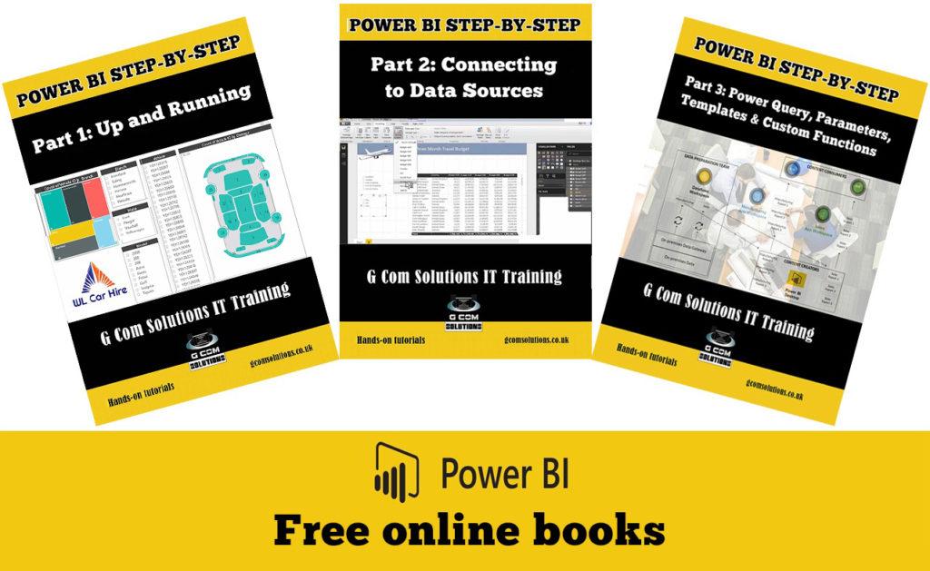 Power BI Free Online Books
