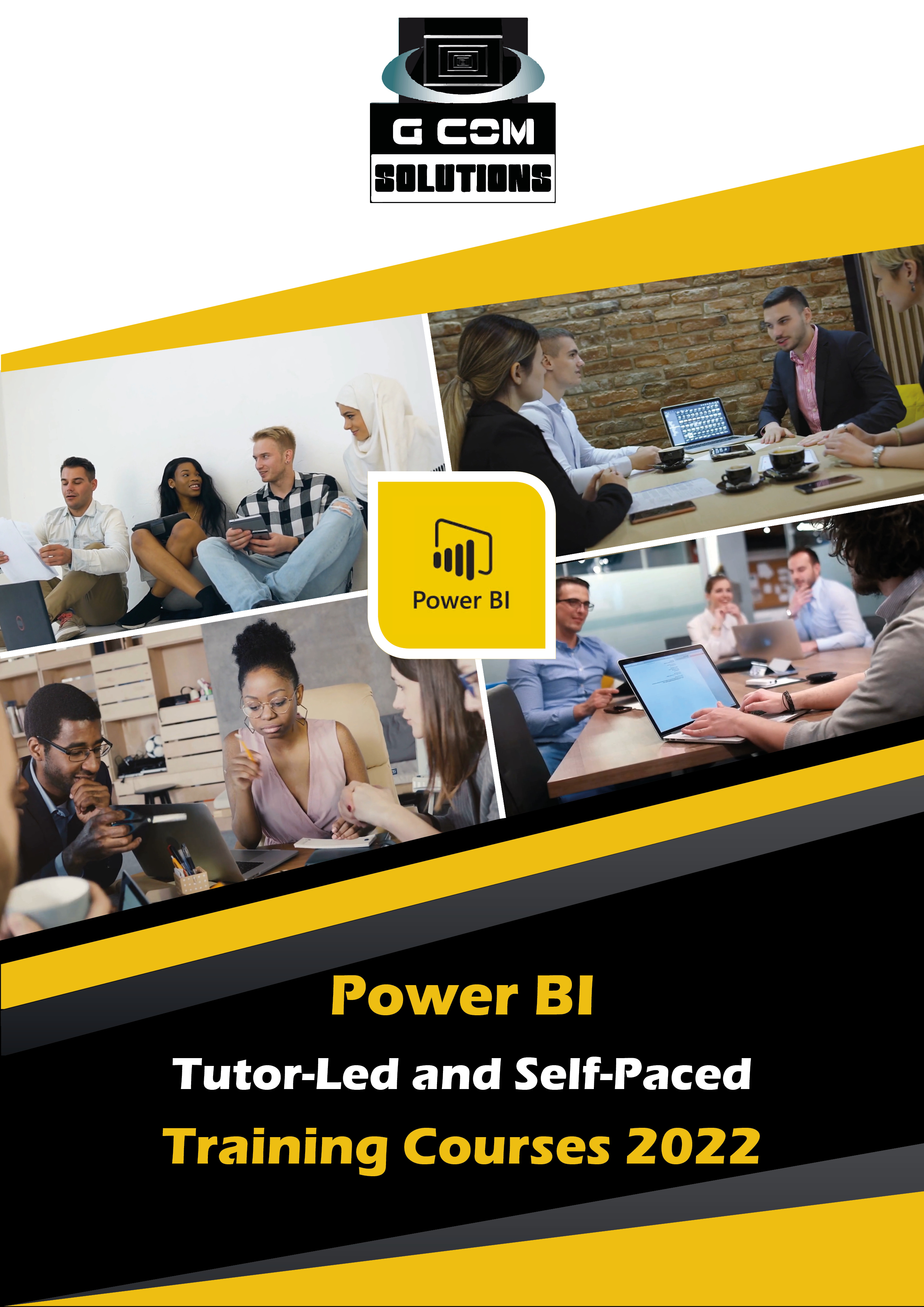 G Com Solutions On-Site Training Catalogue