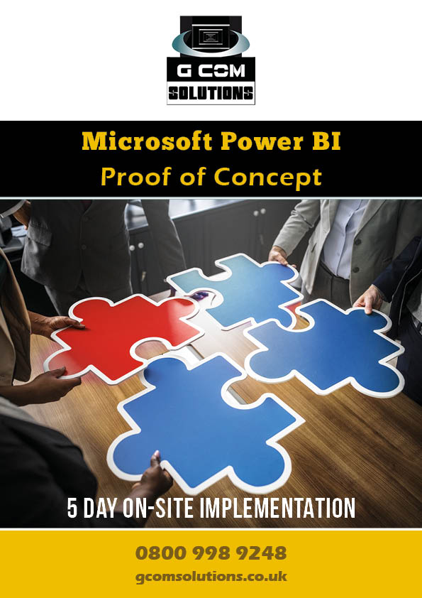 Power BI Proof of Concept