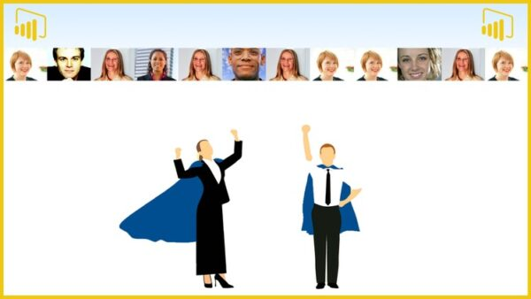 Power BI Bookmarks and Business Narratives