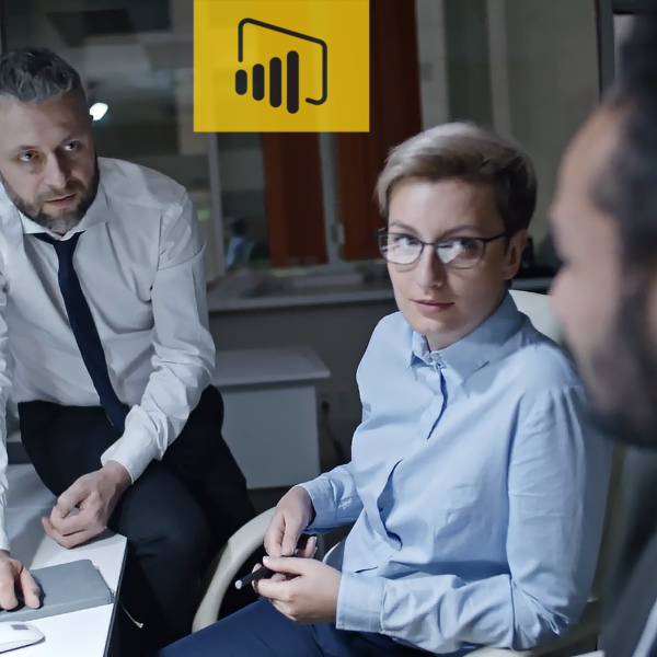 Power BI 1 Week Intensive Course for Managers and Admins