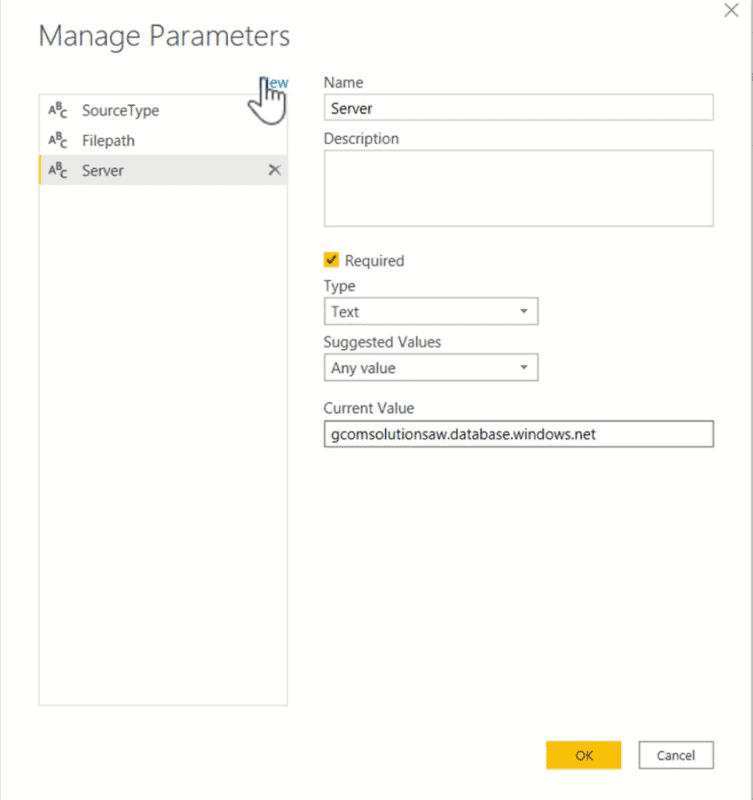 Easily Change All Data Sources from Excel to SQL Server 4
