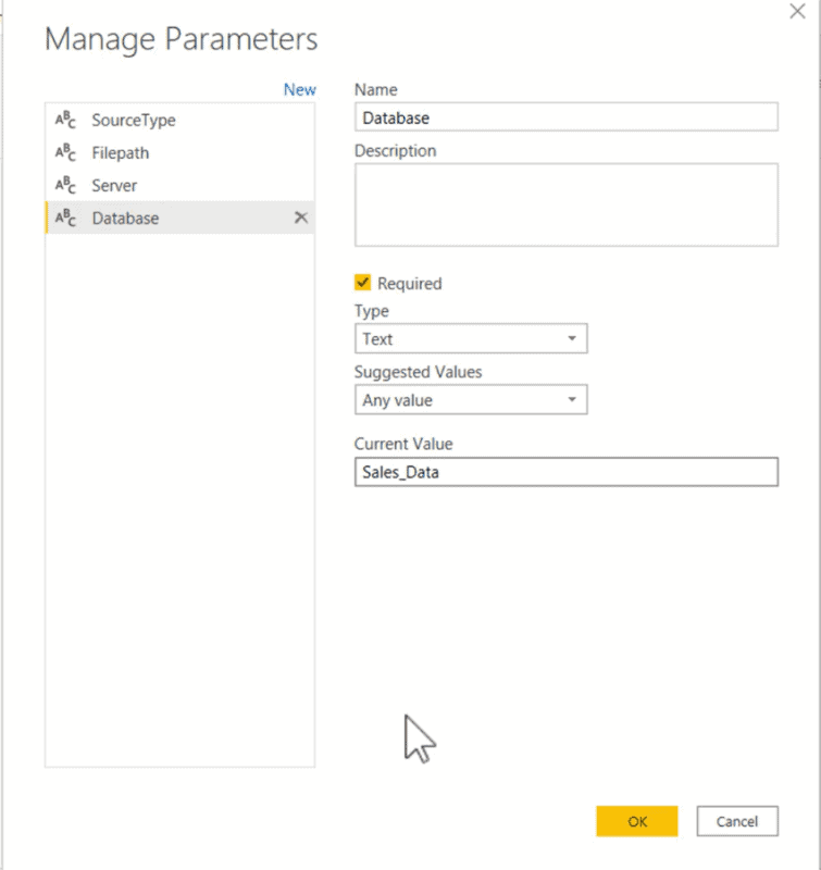 Easily Change All Data Sources from Excel to SQL Server 5